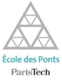 Ecole Nationale des Ponts et Chaussées