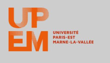 Université Marne-la-Vallée