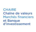 Chaîne de Valeur, Marché Financiers et Banque d'Investissement