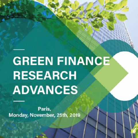 Green Finance Research Advances