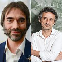 Cédric Villani, député, mathématicien, membre de l'Académie des sciences ; Emmanuel Bacry, Professeur Ecole Polytechnique