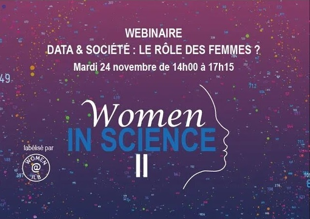 Replay des conférences Women in Science I, II