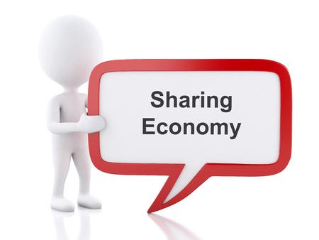 L'économie collaborative va exploser en Europe