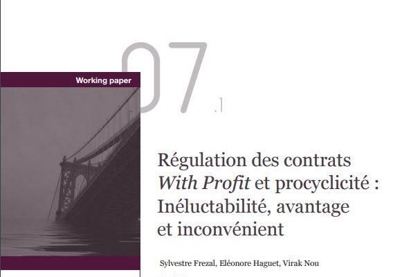 Procyclicité et contrats avec PB : inéluctabilité, avantage et inconvénient