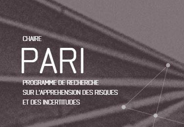 Séminaire de la chaire PARI #6