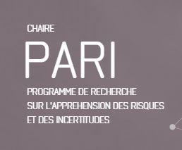 Séminaire de la chaire PARI #3