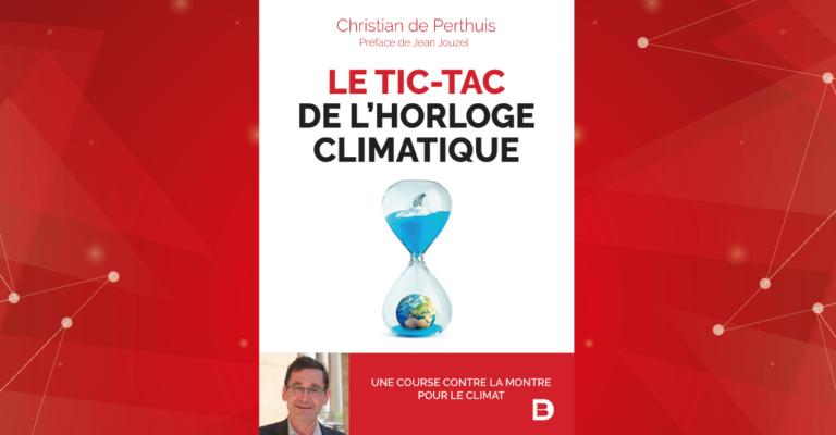 ILB Web TV : le tic-tac de l'horloge climatique