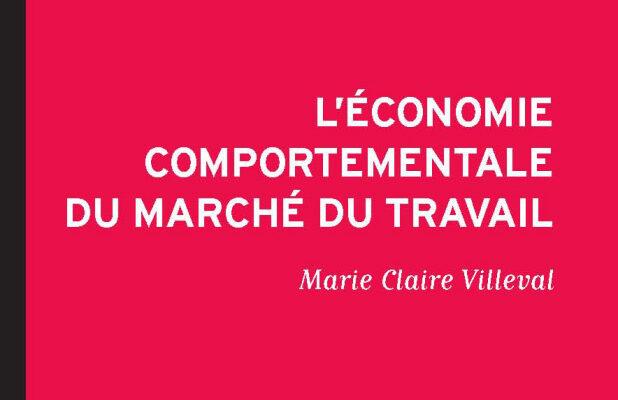Marie Claire Villeval présentera son nouvel ouvrage aux Journées de l'Économie