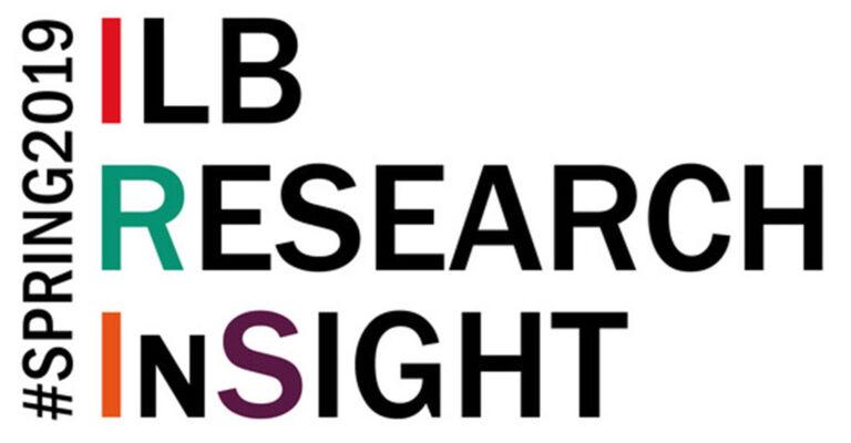 ILB Research InSight #SPRING2019