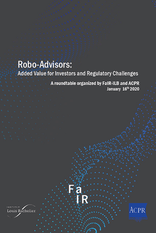 FaIR Round Table: Added Value for Investors and Regulatory Challenges