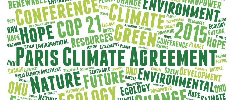 Paris, I love you! When finance embraces climate goals